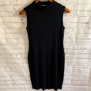 Fashion nova Black Dress Sleeveless size Small